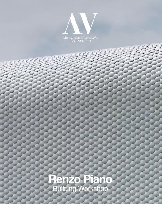 Renzo Piano / AV Monografías 197-198 , Arquitectura Viva