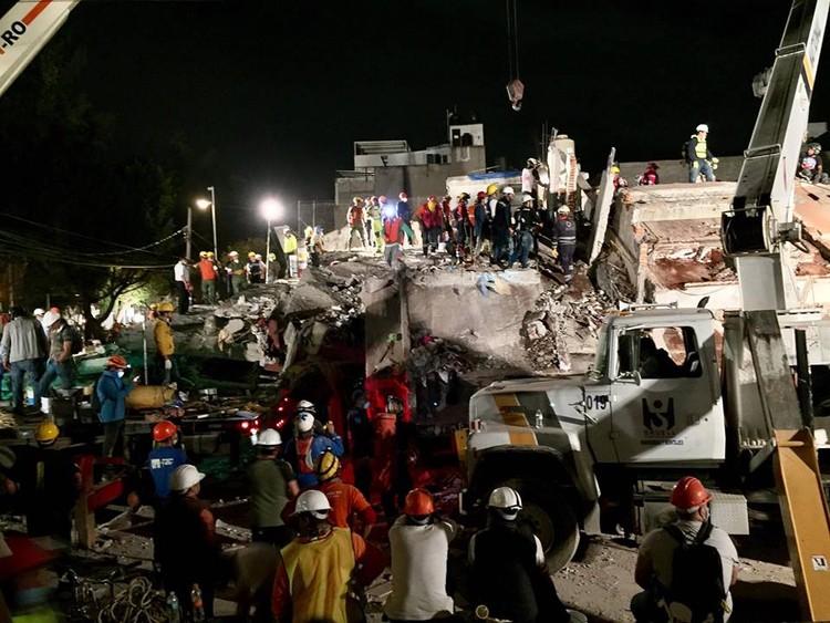 Como os arquitetos podem contribuir com a reconstrução após o terremoto do México?, © Tamara Ramírez