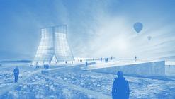 Prado Arquitectos + República Portátil presentan su propuesta para el Centro Antártico Internacional en Chile