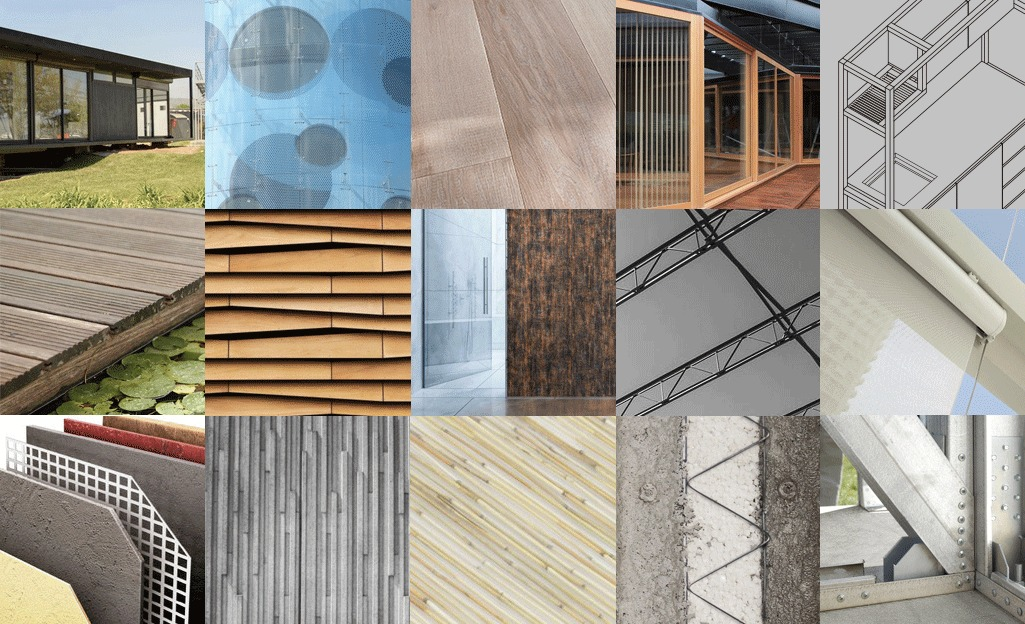 Los 15 materiales y productos arquitect nicos m s for Paginas de construccion y arquitectura