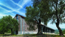 Angelos Olive Oil Mill / Mimarlar ve Han Tümertekin