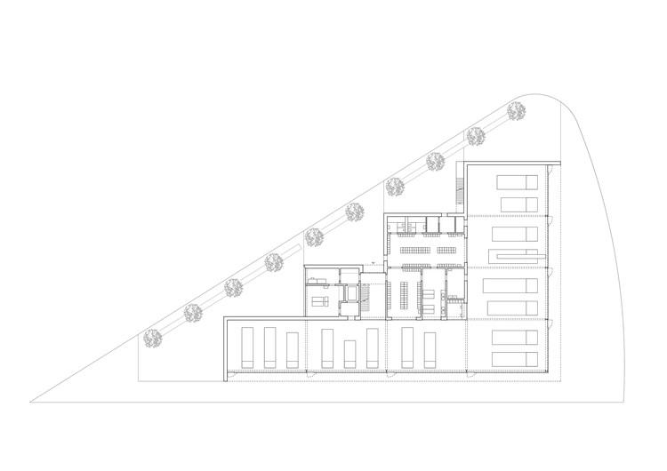 Fresh Ground floor plan