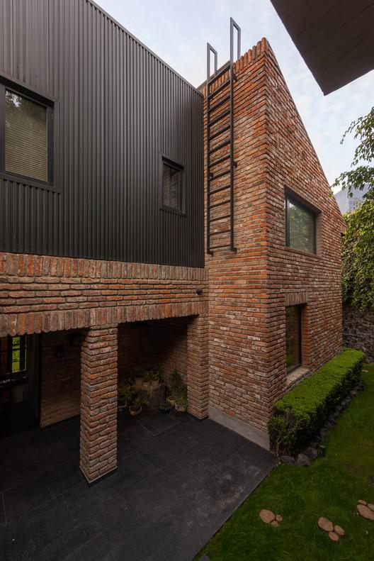 Casa ar arco arquitectura contempor nea archdaily m xico for Interiorismo contemporaneo