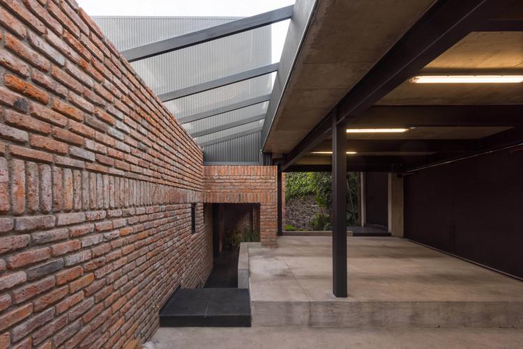 Casa ar arco arquitectura contempor nea archdaily for Casa contemporanea