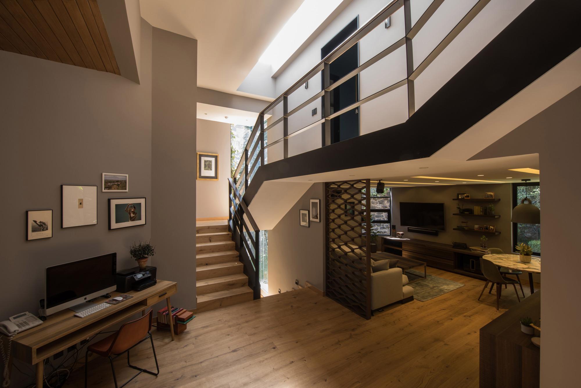 Gallery of casa ar arco arquitectura contempor nea 4 for Arquitectura contemporanea casas