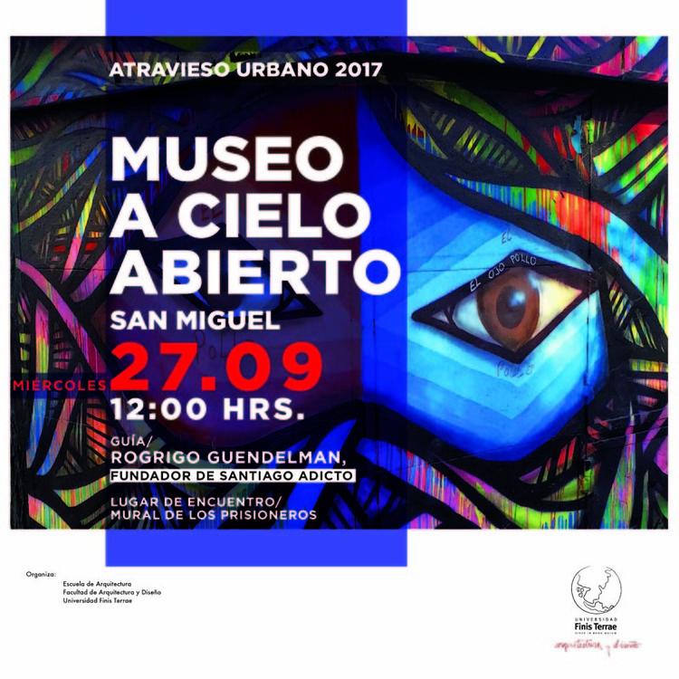 Atravieso Urbano: Museo a Cielo Abierto en San Miguel