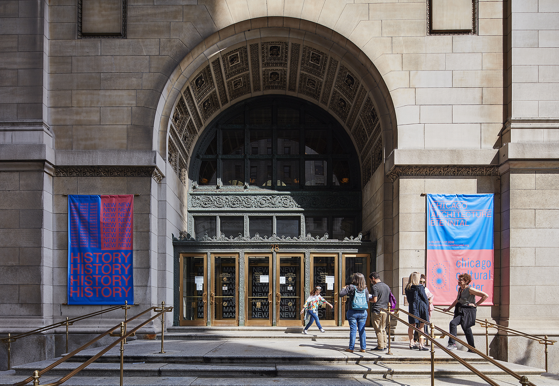15 Instalações imperdíveis na Bienal de Arquitetura de Chicago 2017