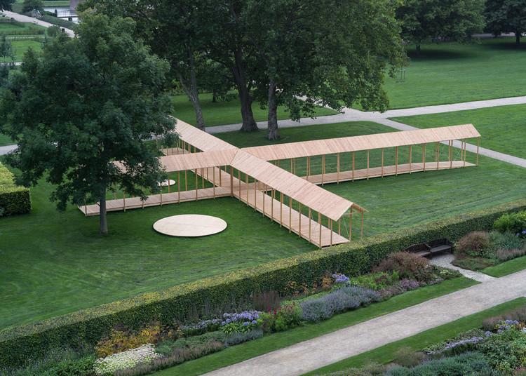 King's Garden Pavilion / Krupinski/Krupinska Arkitekter, © Hampus Berndtson