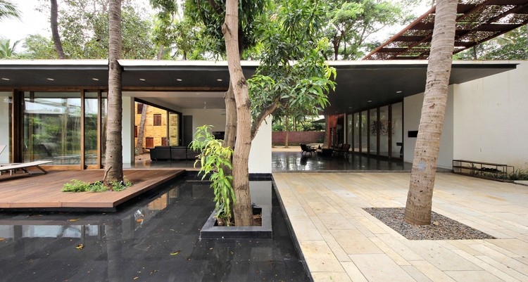 The Portal House / Reasoning Instincts Architecture Studio, © Krunal Mistry