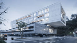 Kaihua County 1101 Project and City Archives / The Architectural Design and Research Institute of Zhejiang University
