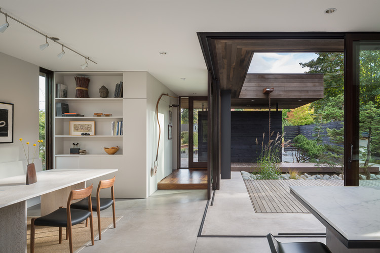 Helen Street House / mw|works architecture + design, © Andrew Pogue