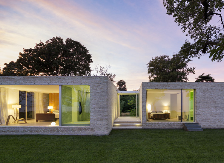 Bellport House / Toshihiro Oki architect, © Dean Kaufman