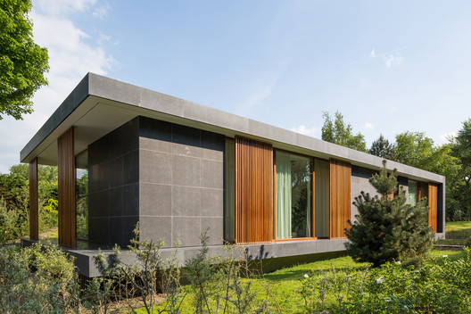 Villa H / BERG + KLEIN