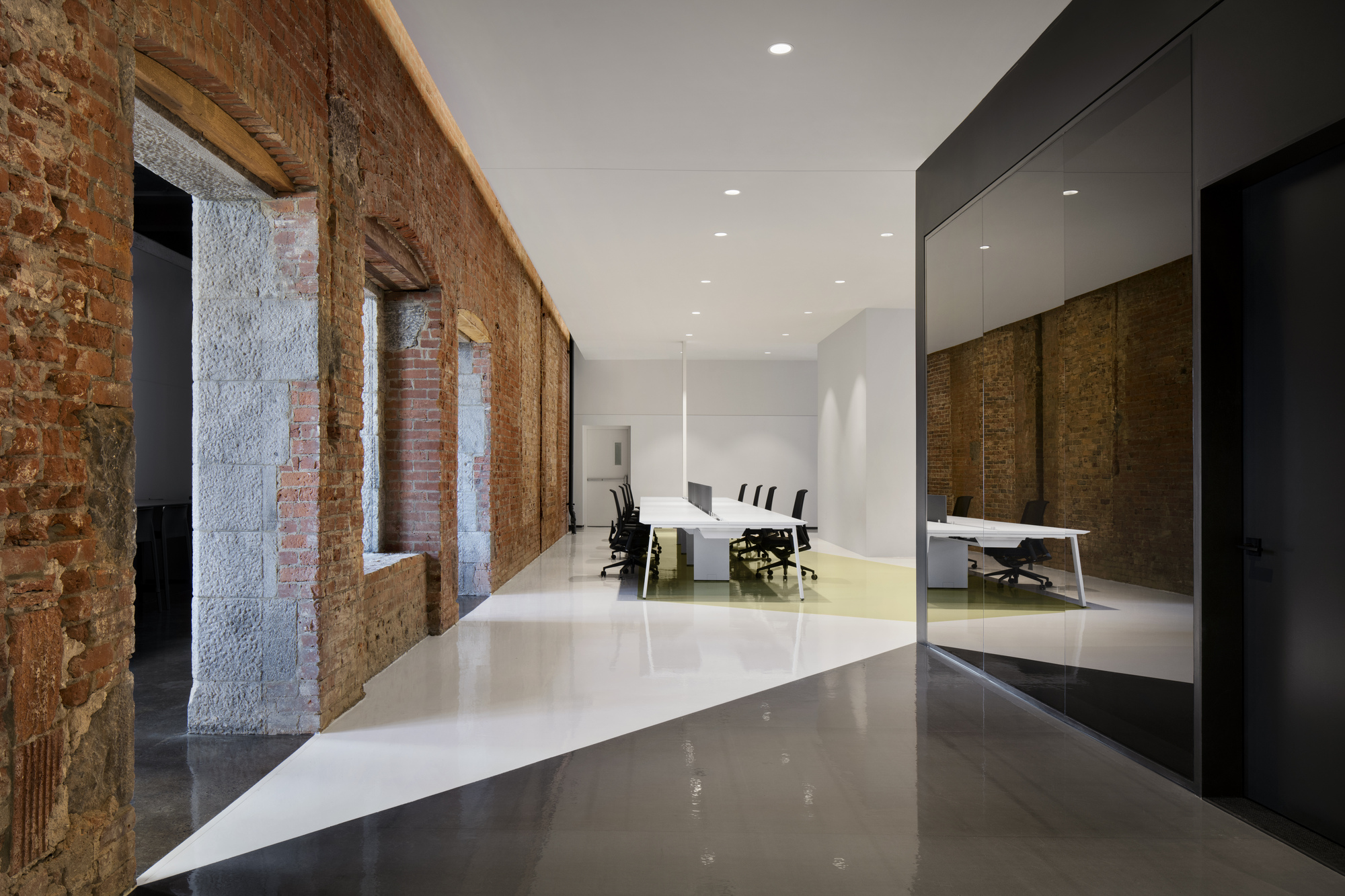 architecture office interior. perfect office lightspeed office  acdf architecture inside interior
