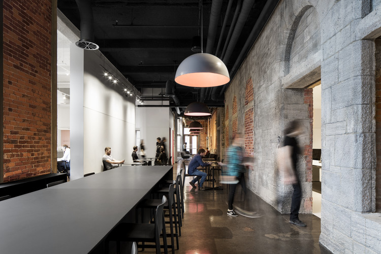 Lightspeed Office / ACDF Architecture | ArchDaily
