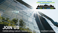 Call for Poster Submissions: Urban Green Infrastructure EUGIC