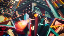 Towards an Architecture of Light, Color, and Virtual Experiences