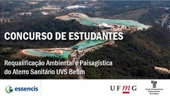 Concurso de Estudantes para Parque Urbano em Betim, MG