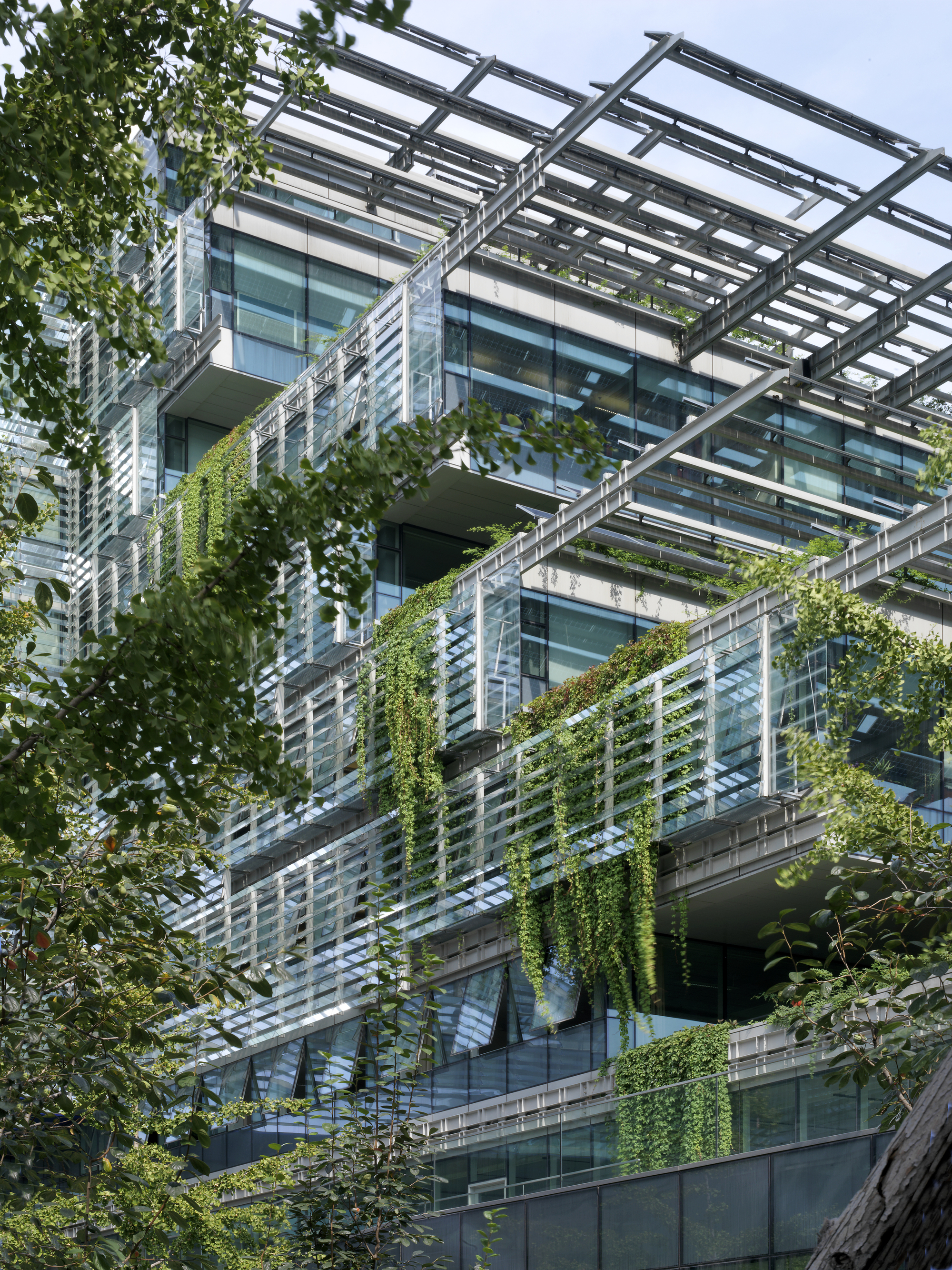 Gallery of sino italian ecological and energy efficient for Cucinella architects