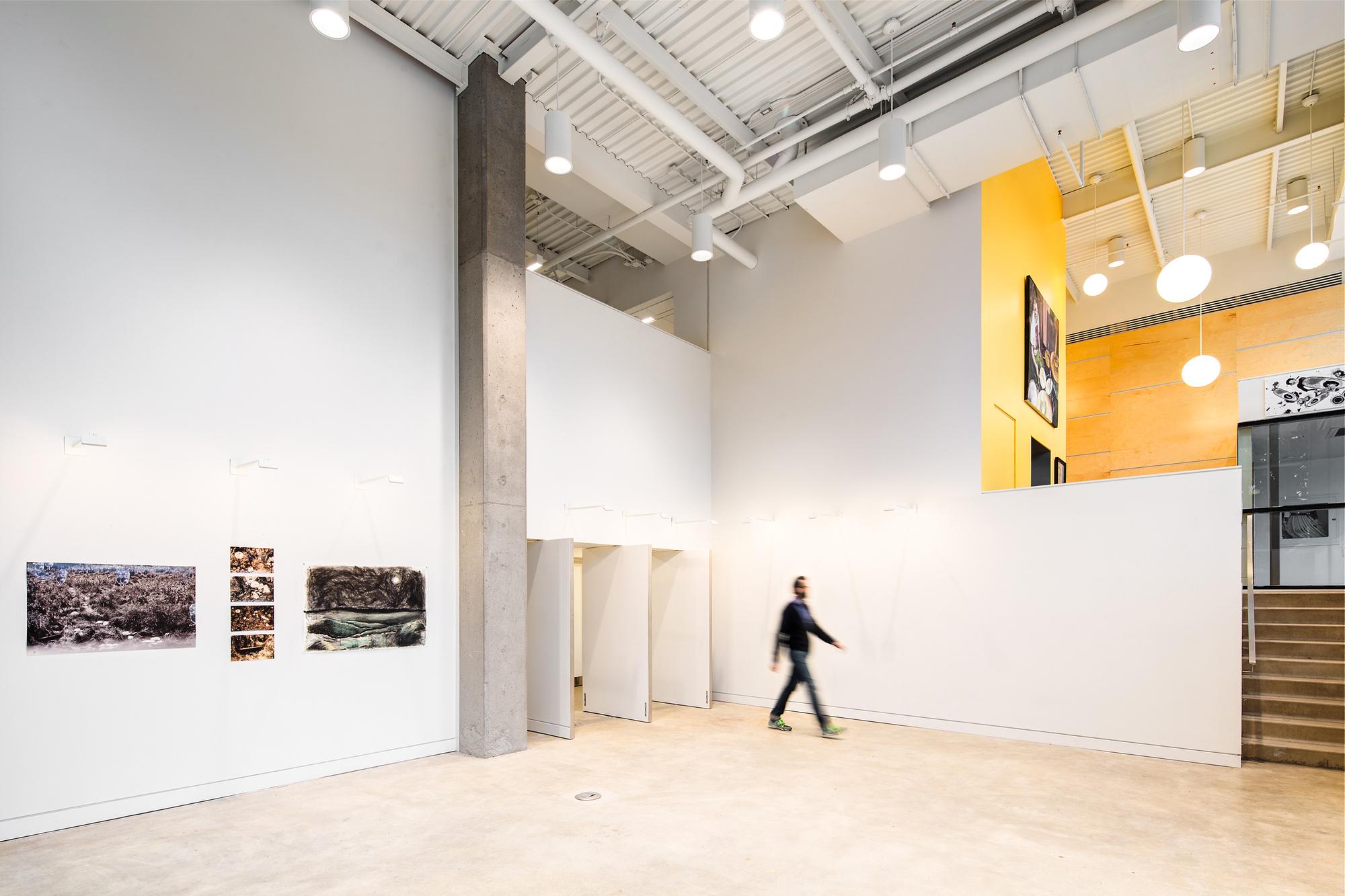 Fitzhenry studio atrium dpai architecture archdaily for Z architecture william vassal