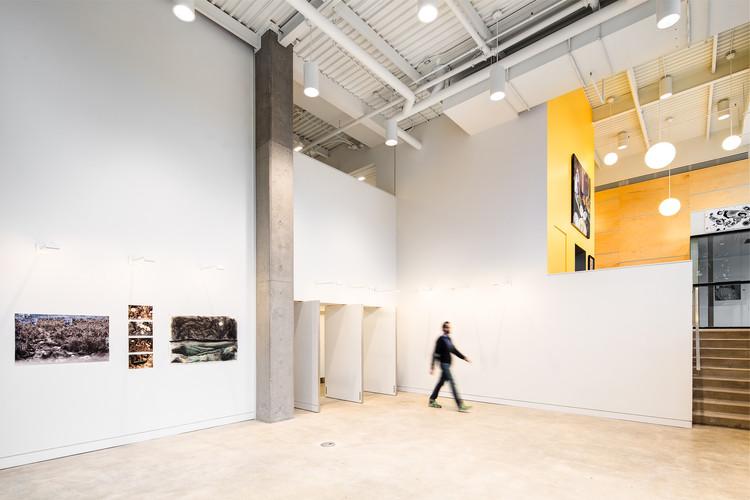 Fitzhenry Studio & Atrium / dpai architecture, © Revelateur Studio