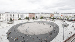 Israels Plads Square / Sweco Architects + COBE