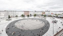 Plaza Israel Plads / Sweco Architects + COBE