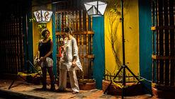 Este proyecto de iluminación nocturna busca construir una mejor comunidad en Cartagena