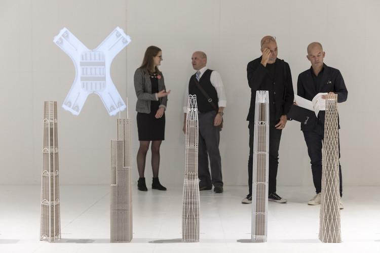 """""""Fortalecer a relação entre engenheiros e arquitetos"""": SOM na Bienal de Arquitetura de Chicago , © Laurian Ghinitoiu"""