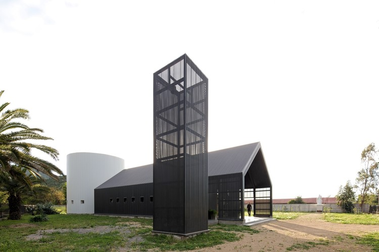 Totihue Chapel / Gonzalo Mardones Viviani © Nico Saieh