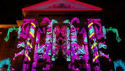 KÜZEFEST 2017: Primer Festival de Luz de Santiago