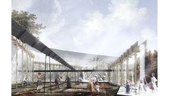 Conoce 'El molino y el acueducto', una de las propuestas finalistas del YAP 8 en Chile