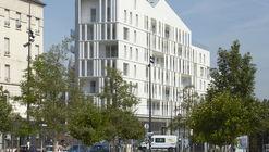 Néaucité Housing / Atelier Krauss Architecture