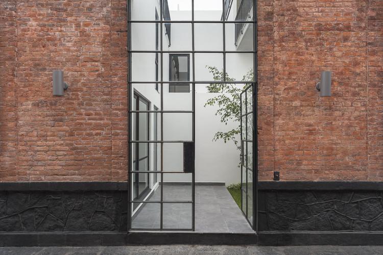 María Ribera Dwellings / JSa , © Luis Gallardo