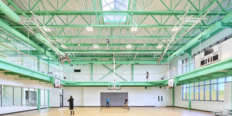 Excelsior Springs Community Center / SFS Architecture, © Michael Robinson Photography
