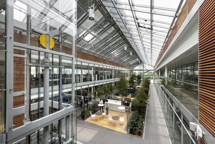 Prysmian HQ / Maurizio Varratta Architetto + DEGW, Courtesy of DEGW