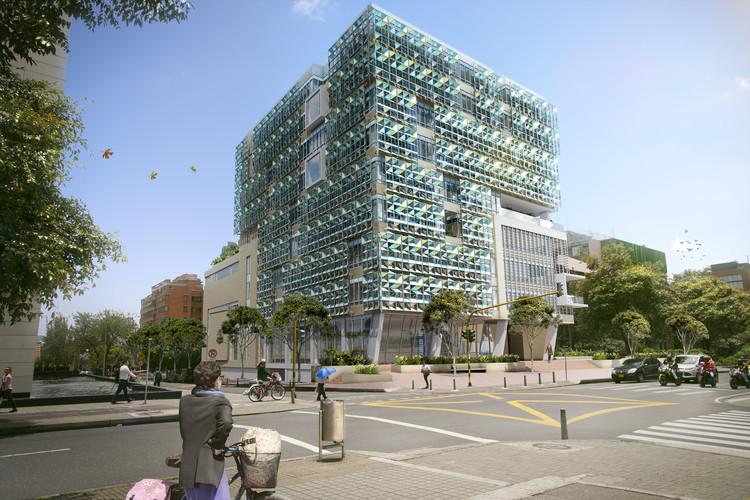Universidad EAN presenta diseño del primer edificio en Colombia bajo el concepto Cradle to Cradle, Cortesía de Universidad EAN