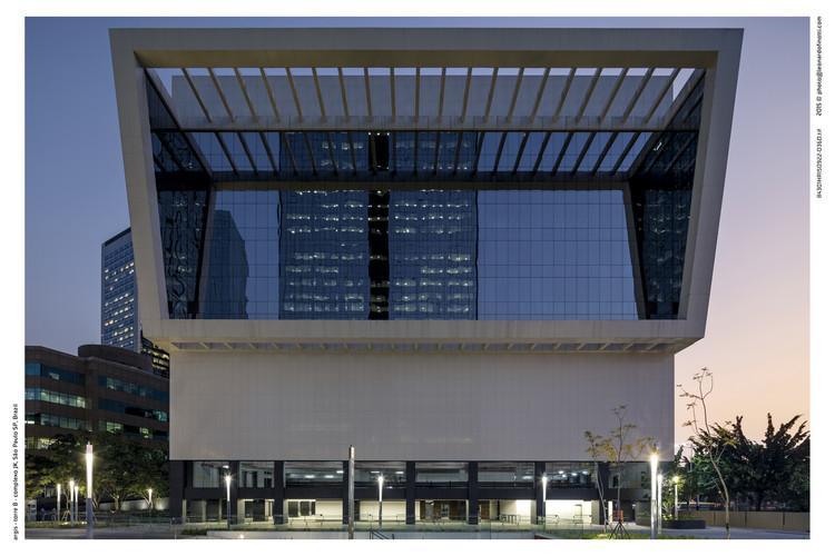 Importantes arquitectos brasileños darán conferencia en EXCON sobre el Panorama actual de la Arquitectura: Caso Brasil , Proyecto de la firma Argis en Sao Paulo