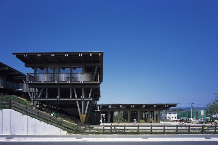 Jardim de infância Asahi Fase I & Fase II  / Tezuka Architects, © Kida Katsushida, FOTOTECA