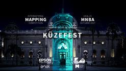 Convocatoria Mapping para Festival de Luz KÜZEFEST 2017