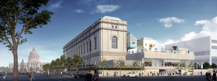 wHY Unveils $38 Million San Francisco Asian Art Museum Addition, © wHY