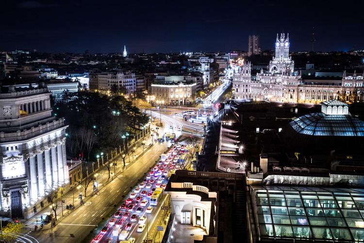 Madrid cerrará el centro al tráfico en 2018, Madrid. Image © Roberto Taddeo [Flickr], bajo licencia CC BY-NC 2.0