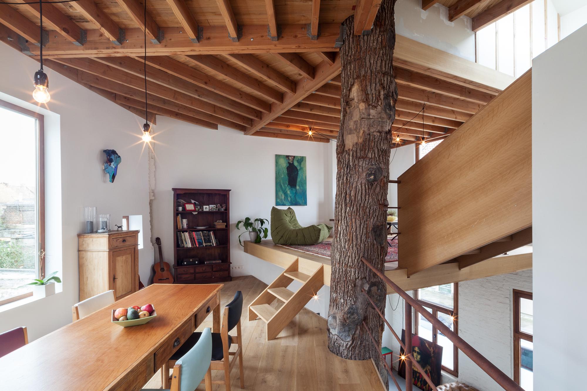 Kartasan House Atelier Vens Vanbelle Archdaily
