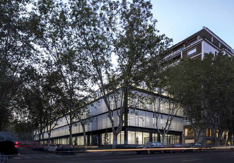 Edificio MdF7 / Allende Arquitectos, Cortesía de Allende Arquitectos