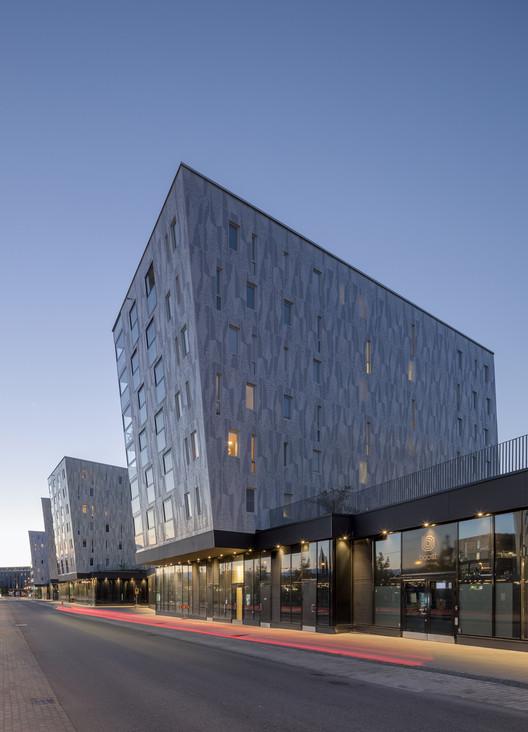 Uppsala Entré / Svendborg Architects, © Adam Mørk