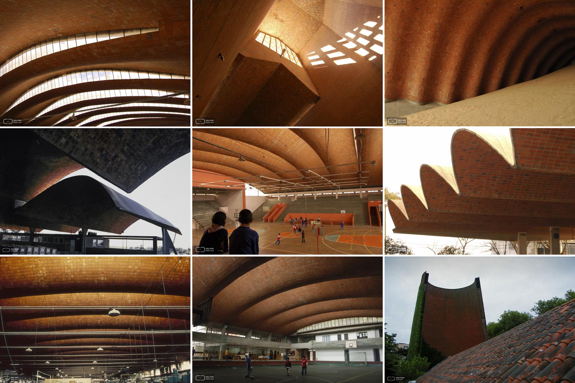 18 proyectos imprescindibles de eladio dieste en uruguay - Arquitectos famosos espanoles ...