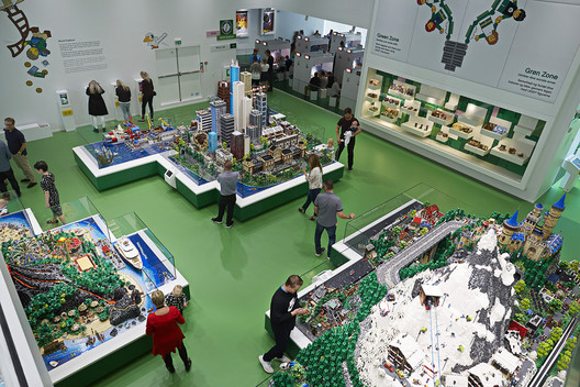BIG's LEGO House Makes Its Grand Debut in Denmark