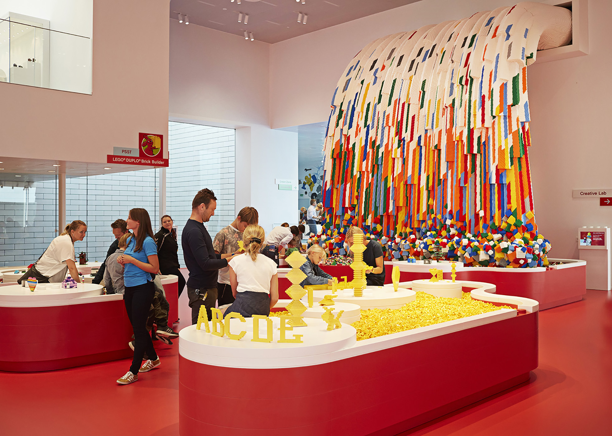 S Lego House Makes Its Grand Debut