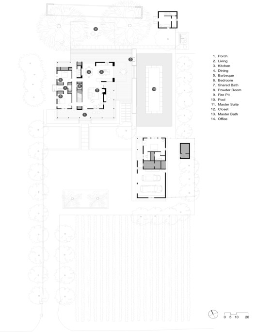 First Floor Plan | Renovated