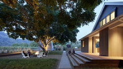 Wine Country Farmhouse / Bohlin Cywinski Jackson